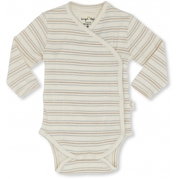 Konges Sløjd New Born Body Deux Vintage Stripe