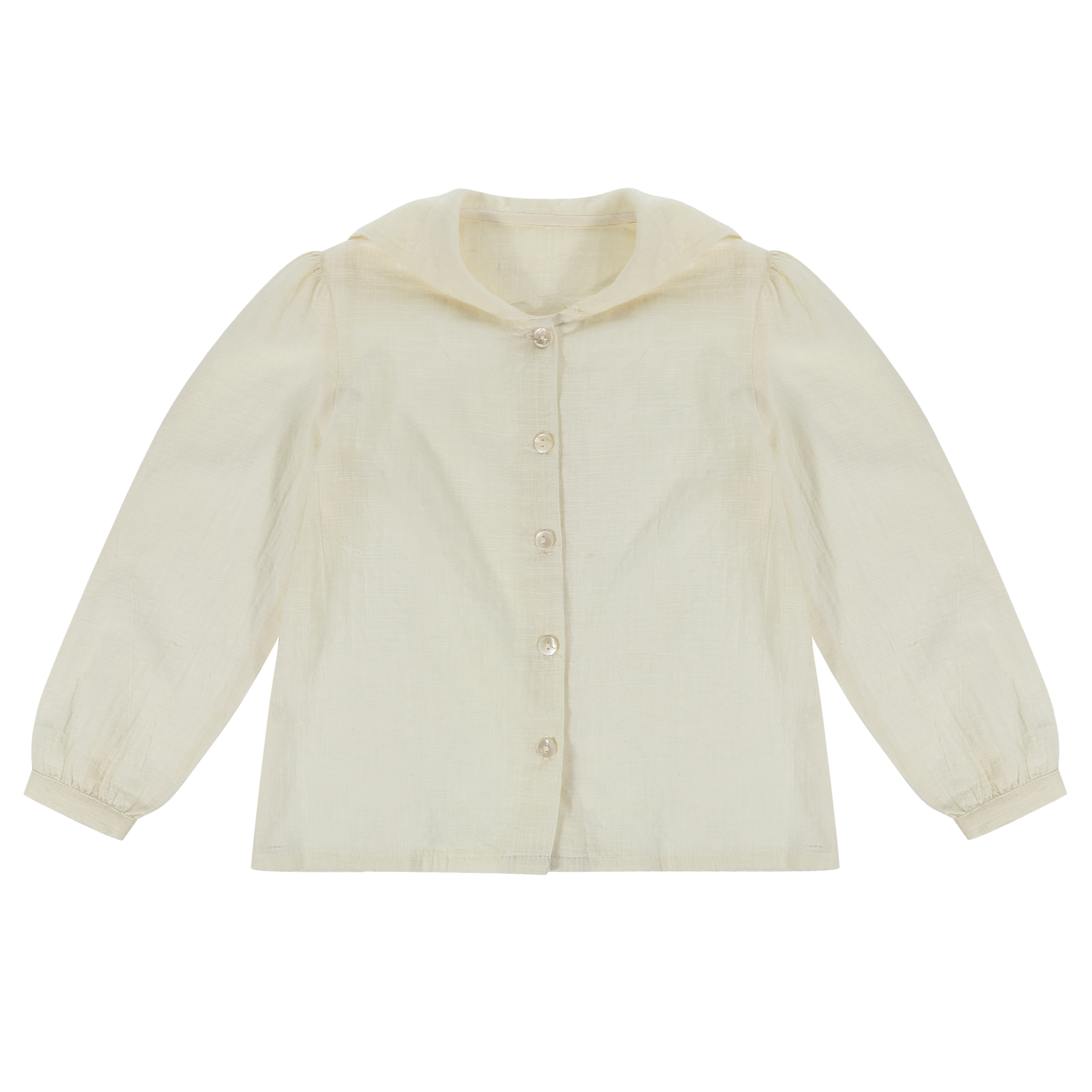 Sidone Sailor Blouse Chalk